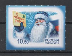 Russland Postfrisch ** Michel 1693  Weihnachten  2010 (A4-71)