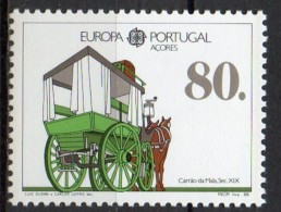 Açores - 1988 - Yvert N° 379 **  - Europa