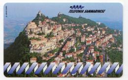 SAINT MARIN URMET RSM-02  Neuf - Saint-Marin