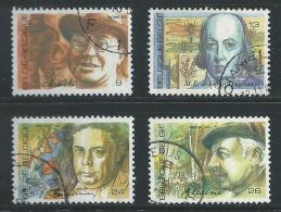 # Belgie - 1986 - Afgestempeld - Nr.2225/28 - Lot 217 - Belgique