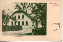 Allemagne. Buchloe. Vereinhaus - Buchloe