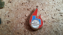 1 Pins Edf   Dsre - EDF GDF