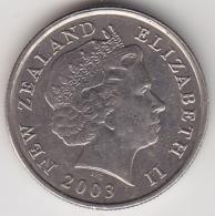 @Y@    5 Cents  Nieuw Zeeland   2003    (3334) - Nieuw-Zeeland