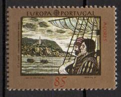 Açores - 1992 - Yvert N° 415 **  - Europa