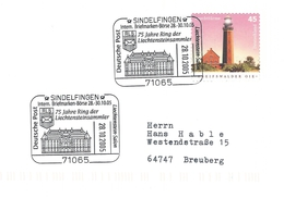 Stamp Exhibition Sindelfingen 2005     Germany.  H-863