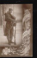 AA099 BONNE ANNEE 1915...TREFLE - Patriotiques