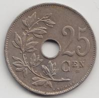 @Y@    25 Cen  België  1929  Vlaams    (3341) - België