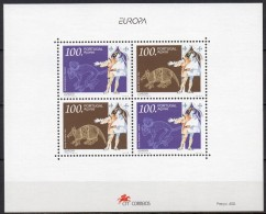 Açores - Bloc Feuillet - 1994 - Yvert N° BF 14 **  - Europa