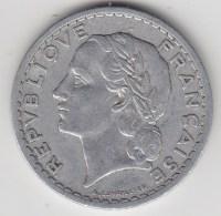 @Y@    Frankrijk  5 Francs  1947    (3343) - Frankrijk