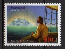 Açores - 1997 - Yvert N° 456 **  - Europa