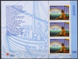 Açores - Bloc Feuillet - 1997 - Yvert N° BF 17 **  - Europa