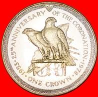 § GREAT BRITAIN: ISLE OF MAN ★ CROWN 1953-1978 BU! LOW START ★ NO RESERVE! - Isle Of Man
