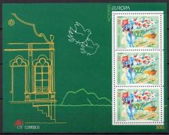 Açores - Bloc Feuillet - 1998 - Yvert N° BF 18 **  - Europa