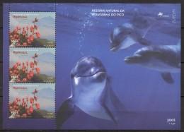 Açores - Bloc Feuillet - 1999 - Yvert N° BF 19 **  - Europa