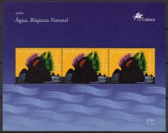 Açores - Bloc Feuillet - 2001 - Yvert N° BF 21 **  - Europa
