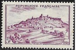 N° 759  FRANCE   -  NEUF  -  LE VEZELAY  -  1946