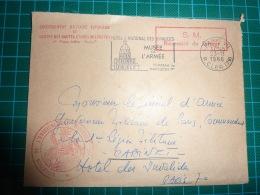 Hôtel National Des Invalides MUSEE DE L´ARMEE Tombeau De Napoléon 1er - Poststempel (Briefe)