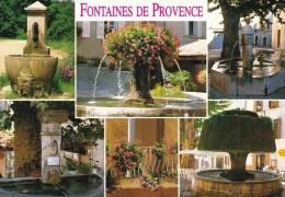 Lumiere E Beauté De Provence Les Fontaines Typiques De Provence - Monuments