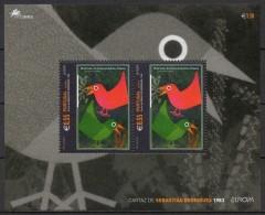 Açores - Bloc Feuillet - 2003 - Yvert N° BF 25 **  - Europa