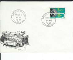 25 Jahre Olma St. Gallen 1967 - Marcophilie