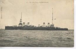Le JULES FERRY - Croiseur Cuirassé - Guerre