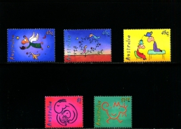 AUSTRALIA - 1998  THE TEAPOT  OF TRUTH  SET  MINT NH - Nuovi
