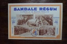 SANDALES REGUM MAULEON SOULE - Scarpe