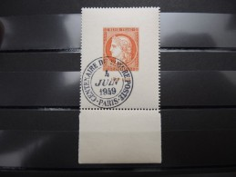 FRANCE - N° 841 Avec Obl De L'Exposition - Légère Adhérence - Cote : 70 E - A Voir - 19499