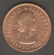 GRAN BRETAGNA HALF PENNY 1967 - C. 1/2 Penny