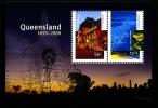 AUSTRALIA - 2009  QUEENSLAND MS  MINT NH - Blocchi & Foglietti
