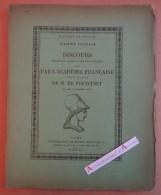 1891 Charles DE FREYCINET Discours De Réception > Académie Française - Firmin Didot - Foix - Académicien - Documents Historiques