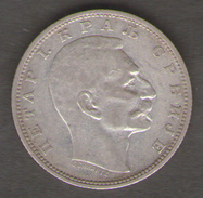 SERBIA 1 DINAR 1912 AG SILVER - Serbia
