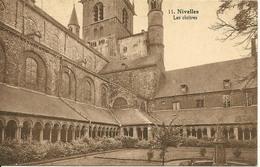 Nivelles  Les Cloitres - Nivelles