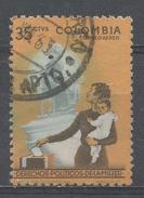 Colombia 1962. Scott #C434 (U) Women's Rights * - Colombie