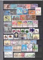 Petit Lot De Singapour - Obl/gest/used - Cv:+/- 96,00 € (à Voir 2 Scans) - Singapour (1959-...)