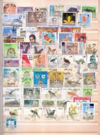 Petit Lot Du Sri Lanka - Obl/gest/used - Cv:+/- 40,00 € (à Voir)