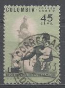 Colombia 1963. Scott #C449 (U) Women's Rights * - Colombie