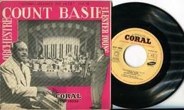 "Count Basie""EP Vinyle""Every Tube""Connaissance Du Jazz"" - Jazz"