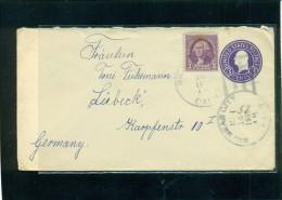 STATI UNITI - BUSTE POSTALI - 1935