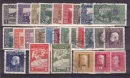 BOSNIE -HERZEGOVINE - 27 BEAUX TIMBRES NEUFS ET OBLITERES DE 1906