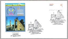 Congreso Internacional HISTORIA DE LA MINERIA - History Of Mining. Linares, Jaen, 2016