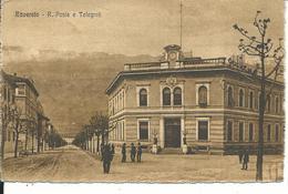 GIL1011 - ROVERETO   F.P. VIAGGIATA 1920 - Italia