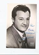 ANDRE DASSARY CARTE AVEC AUTOGRAPHE - Autographs