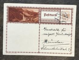 A17 Österreich Austria Autriche Ganzsache Stationery Entier Postal Mi. P 278d Heiligenblut Mit Grossglockner