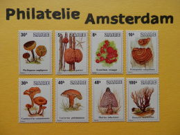 Zaïre 1979, FLORA MUSHROOMS CHAMPIGNONS PILZE SETAS PADDESTOELEN: Mi 597-04, ** - Mushrooms
