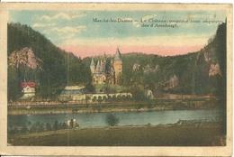 Marches Les Dames Le Château Propriété Sous Sequestre - Namur