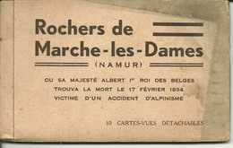 Marches Les Dames Carnet 10 Cartes Toujours Attachées - Namur