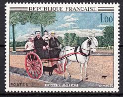 FRANCE  - 1967 - Yvert  1517 ** - Rousseau - France