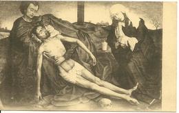 Bruxelles Musee Van Der Weyden Pieta - Musea