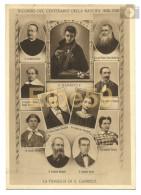 Ricordo Del Centenario Della Nascita Di S. Gabriele Dell'Addolorata, Santino Formato Cartolina, Nuovo - Imágenes Religiosas